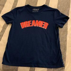 NWOT dreamer t-shirt